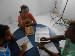 Reunião CCJ Recife / Diaconia