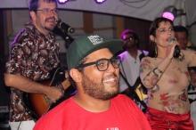 Studio@Rua na cobertura do Festival da Juventude